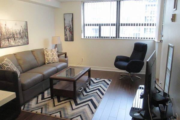 Fully renovated 1-bedroom 738VG